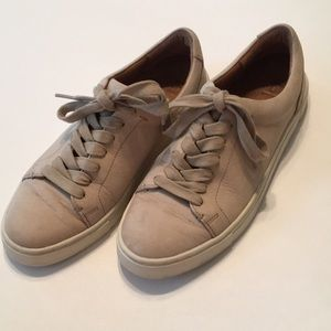Leather Frye Sneakers